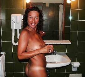 Porno amatoriale adriana moglie esibizionista molto porca