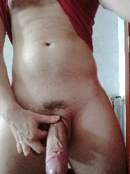 Porno amatoriale Pisellone duro